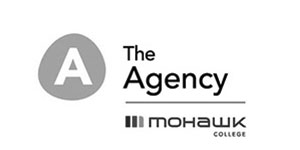 The Agency Mohawk College logo