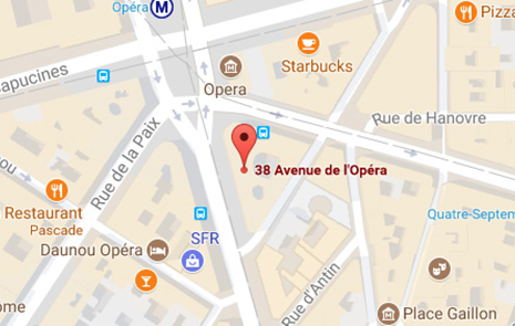English Speaking Law Firm In Paris International Law Firm Paris - Google maps paris france metro