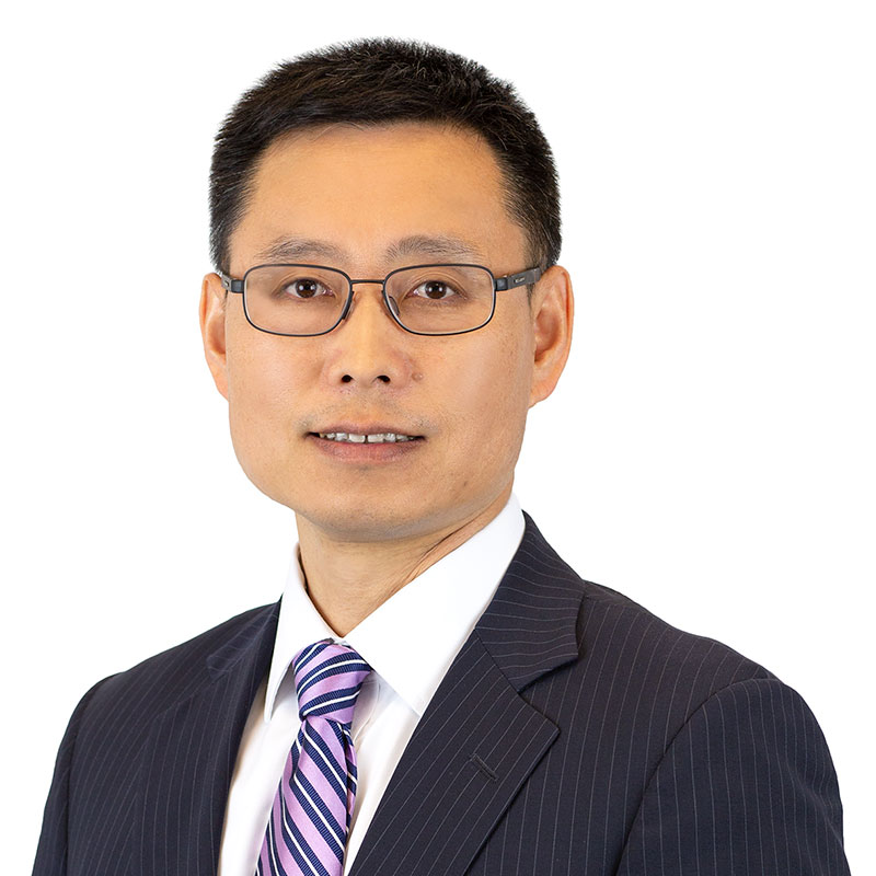 Photo of Peter Zhang