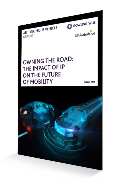Owning the road: the impact of IP on the future of mobility