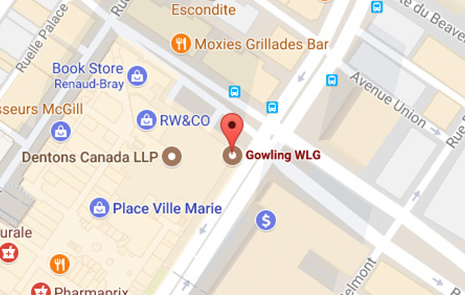 International Business & Corporate Law Firm in Montréal | Gowling on